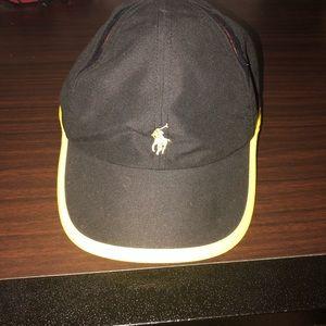 Black Polo Ralph Lauren's Hat